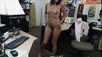 Sexy amateur wife of a customer fucked by pawnkeeper Vorschaubild