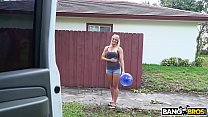BANGBROS - Surviving The Hurricane One Ride At A Time with Paris Knight thumbnail