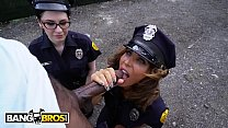 BANGBROS - You Don't Fuck The Law, The Law Fucks YOU