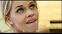 HD FantasyHD - Jessa Rhodes rides guys hard dick for her workout