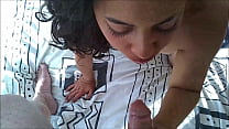 First experience in an amateur video SerenaMorenaX fucking tasty - Kellenzinha presents her husband