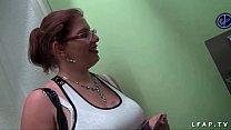 Casting amateur d une grosse coquine francaise aux gros seins