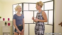 India Summer takes care of her student Elsa Jean thumb