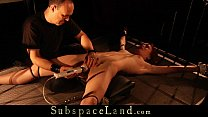 Brutal Fuck And No Mercy For Submissive Bondage... Thumbnail