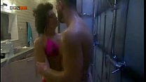 tumblr clit - dennis and fanni sex in the shower 2 thumbnail