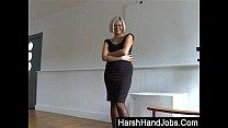 Anna Joy giving a harsh handjob pornhub video