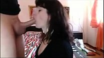 Amateur MILF sucks a cock pornhub video