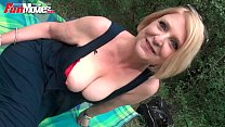 Fun Movies German mature housewife fucked outdoor Thumbnail