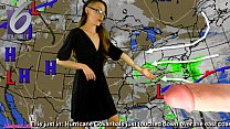 AdalynnX   Fisty The Weather Lady