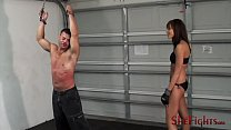 Suffer For Me - Smiling Punching Bag pornhub video