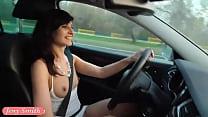 Jeny Smith no panties upskirts fetish thumbnail