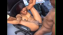 Dena Caly - Ebony  - Licking - BJ - Fuck - Nice Position - BBC - Facial - Cumshot