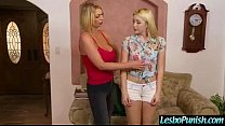 Hot Lesbo Girl Get A Hard Punishment From Mean Lez clip-26 pornhub video