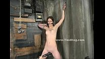 Asian sex slave with immense big tits Vorschaubild