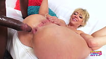 Busty MILF Dee Williams Anal Fuck With BBC Sean