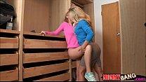 Dakota Skye and Cherie Deville sharing boyfriends in threesome