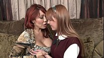 Marie Mccray Seduced by Ava Devine porn thumbnail