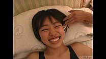 Subtitled real Japanese teen sneezing and tickl...