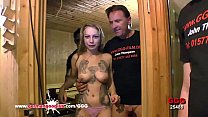 Little Meli's Extreme Gangbang - German Goo Girls