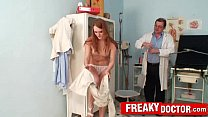 Gorgeous Euro Redhead Babe Denisa Heaven At Dirty Pussy Doctor