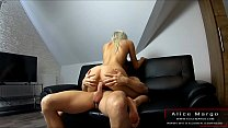 Blonde Teen Riding On My Cock! She Really Can R