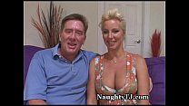 Amazing Mature Gets Jizz Shower video
