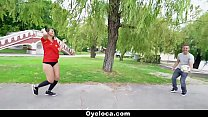 TeamSkeet - Horny Latina Fucking during World Cup thumbnail