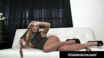 Boss Cristi Ann Confronts Employee Who Stole Her Dirty Hose! Vorschaubild