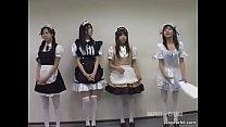 Maid Cute Cute Omnibus 8 video