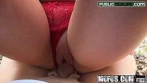 (Diana Dali) - Hot Russian Flashes Her Titties ... thumb