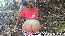 Mother fucks her son in the forest. New personal and exclusive videos at https://www.onlyfans.com