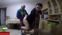 Hungry for sex.Taped with spycma. Homemade video with an amateur couple RAF047 صورة