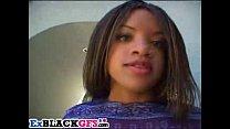 Screenshot Sweet Ebony Tiana Has Fun With Big Dongs