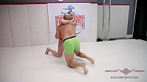 Shawn Fox isn't about to let Bella Rossi walk all over him on the wrestling mat - 9Club.Top