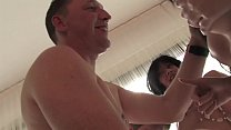 Free version - Omar discovers but wife to fuck with her friends and participates in the orgy thumbnail