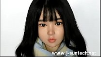 Sayuri flat chested sex doll 138cm young lifelike silicone sex love dolls from www.j-suntech.net