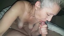 Hanysy Hot 43 Year Old Milf Is Doing A Blow Job