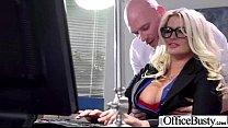 In Office Hard Style Sex With Big Round Boobs Girl (julie cash) movie-20