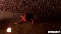 sunidhi chauhan pantyless ⁃ Inked Fantasies Come True With Horny Pyromaniac Milf Daniela thumbnail