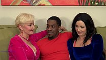 Seka And Helena Enjoy Interracial BBC