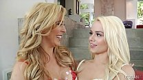 Cherie Deville And Elsa Jean, Hot Blondes - download porn videos