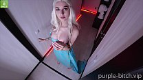 First BGG anal video with cute girls Daenerys loves your cock JOI صورة