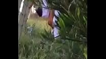 Cojiendo afuera de un boliche en Punta del Este