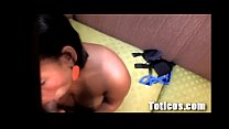 Fat ass black dominican whore drinks gringo cum for pesos Sosua pt1 Toticos.com