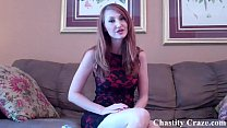 You will spend the rest of your life locked in chastity pornhub video