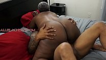 12466 BIG BOOTY BLACK GRANNY preview