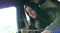 Great teen hitchhiker fucks big cock image