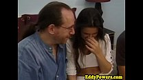 German retro amateur analfucked and fingered preview image