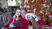 Christmas Morning Daddy's Taboo: Full Vids Fami... thumb