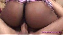 Cute black slut twerks a cock pornhub video